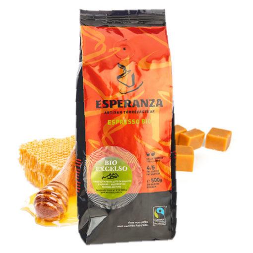 BIO EXCELSO Esperanza Fairtrade-Kaffeebohnen 2
