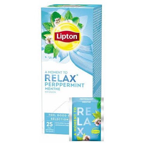 Lipton Menthe Infusion 25 sachets 4