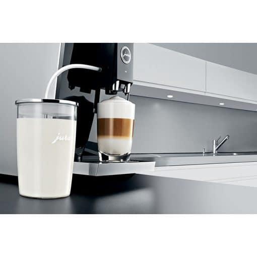 Glas-Milchbehälter 0.5 l 5