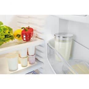 Glas-Milchbehälter 0.5 l 12