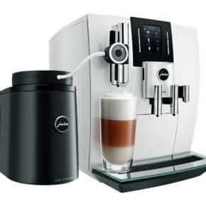 Machine à café J600 Piano White 16