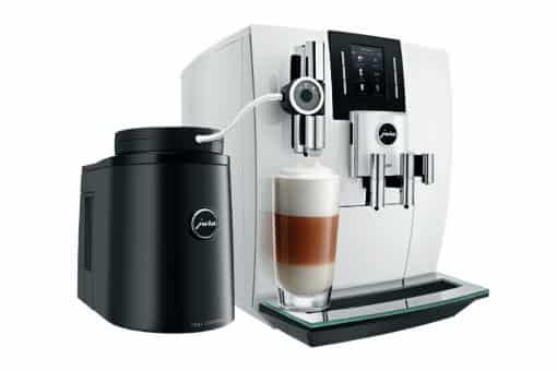 Machine à café J600 Piano White 8