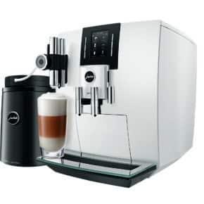 Machine à café J600 Piano White 15