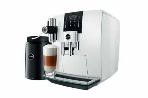 Machine à café J600 Piano White 7