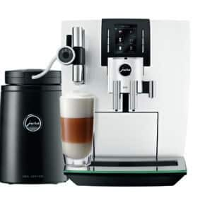 Machine à café J600 Piano White 14