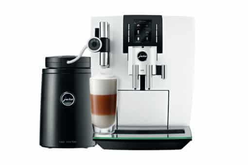 Machine à café J600 Piano White 6