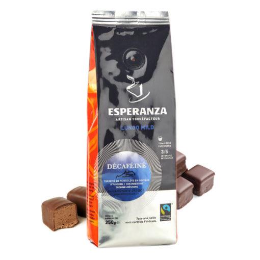 100% KOFFEINFREI Esperanza Fairtrade-Mahlkaffee 3