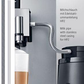 Tuyau de lait à gaine inox HP2 7