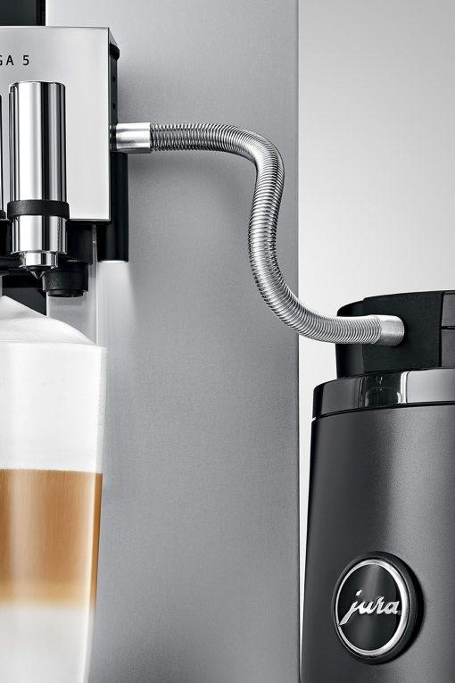 Tuyau de lait à gaine inox HP2 6