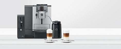 Machine à café X8 Platin 24