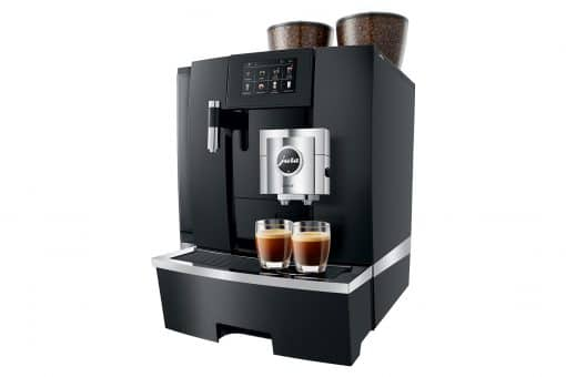 Machine à café GIGA X8 Aluminium Noir 3