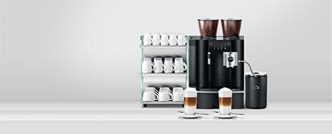 Machine à café GIGA X8 Aluminium Noir 30