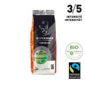 100% KOFFEINFREI Esperanza Fairtrade-Mahlkaffee 9