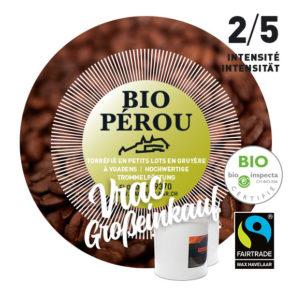 BIO PERU Esperanza Fairtrade-Kaffeebohnen, 2x5 kg, Grosseinkauf 7