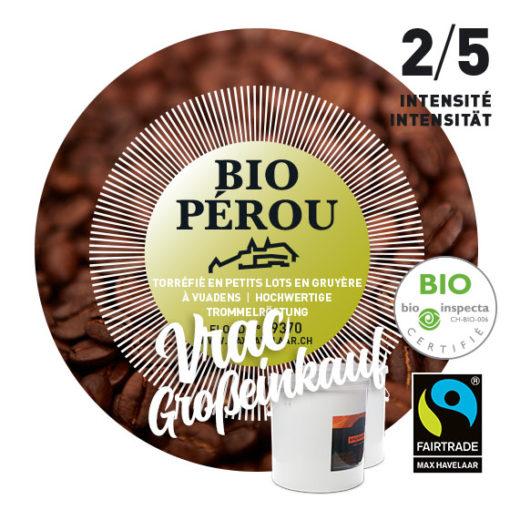 BIO PERU Esperanza Fairtrade-Kaffeebohnen, 2x5 kg, Grosseinkauf 4