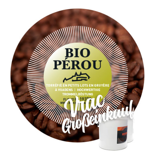 BIO PERU Esperanza Fairtrade-Kaffeebohnen, 2x5 kg, Grosseinkauf 3