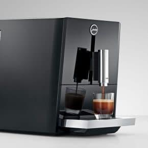 Machine à café A100 Piano Black 11