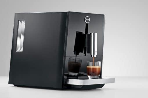 Machine à café A100 Piano Black 6