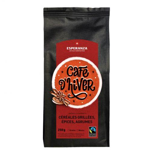 """Café Esperanza """"Café d'hiver"""" Fairtrade, moulu, 250g 3"""