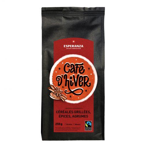 """Café Esperanza """"Café d'hiver"""" Fairtrade, en grains, 250g 3"""