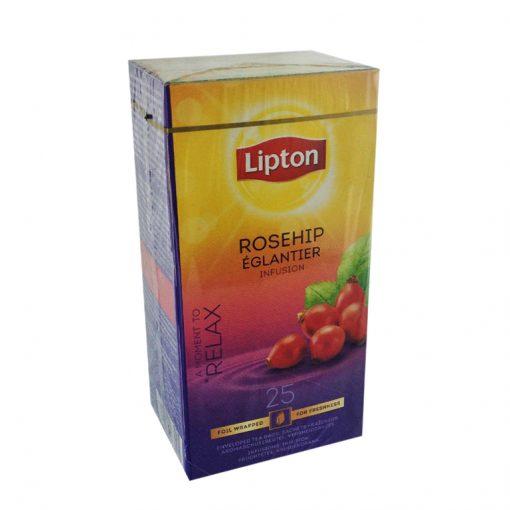 Hagebuttentee LIPTON Classic, , Packung mit 25 Beuteln 3
