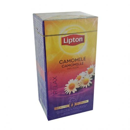 Thé camomille LIPTON Classic, emb. 25 sachets 3