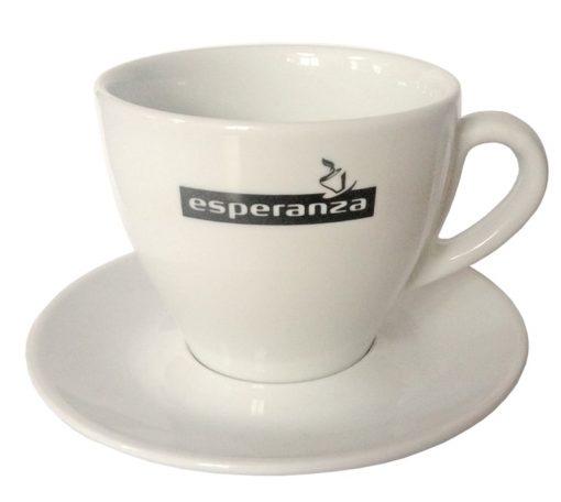 Tasses et sous-tasses à cappuccino Esperanza, 6 pcs 3