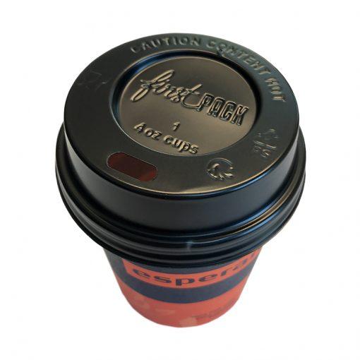 Deckel zum Espresso Pappbecher 3