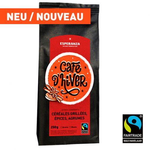 """Café Esperanza """"Café d'hiver"""" Fairtrade, en grains, 250g 5"""