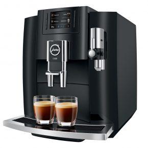 Machine à café E800 Piano Black 18