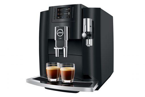 Machine à café E800 Piano Black 5