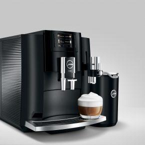 Machine à café E800 Piano Black 26