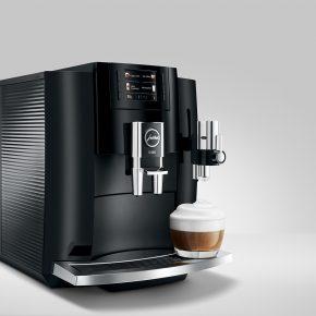 Machine à café E800 Piano Black 27