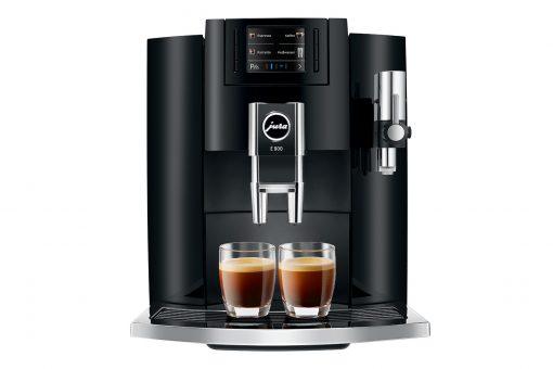 Machine à café E800 Piano Black 3