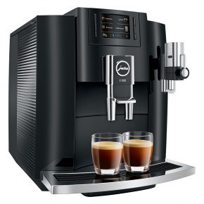 Machine à café E800 Piano Black 19