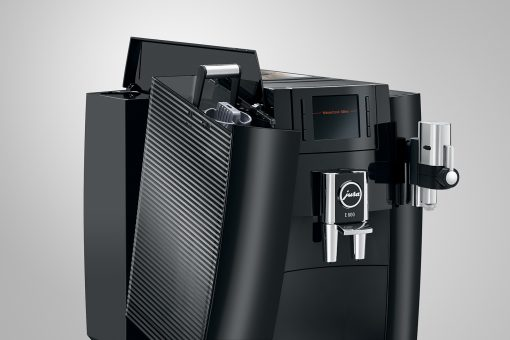 Machine à café E800 Piano Black 9