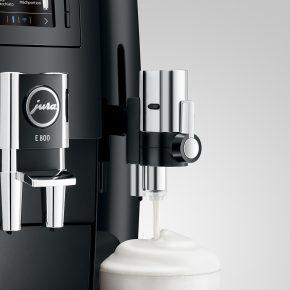 Machine à café E800 Piano Black 23