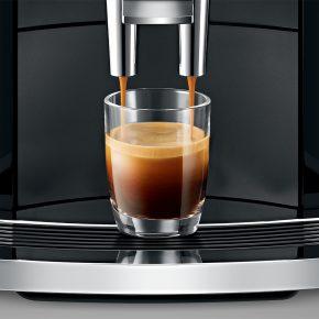 Machine à café E800 Piano Black 25