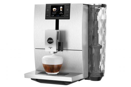 Machine à café ENA 8 Signature Line Massive Aluminium 4