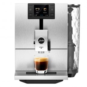Machine à café ENA 8 Signature Line Massive Aluminium 14