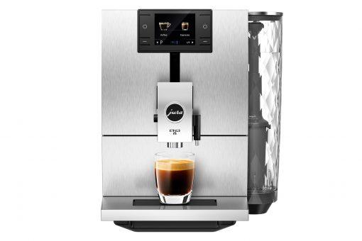 Machine à café ENA 8 Signature Line Massive Aluminium 5