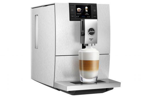 Machine à café ENA 8 Signature Line Massive Aluminium 3