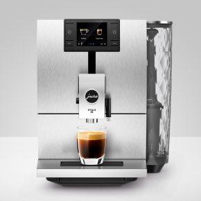 Machine à café ENA 8 Signature Line Massive Aluminium 17