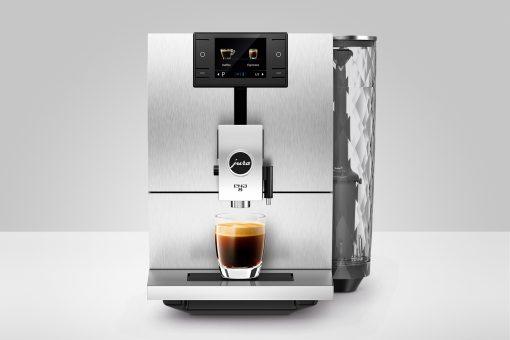 Machine à café ENA 8 Signature Line Massive Aluminium 8