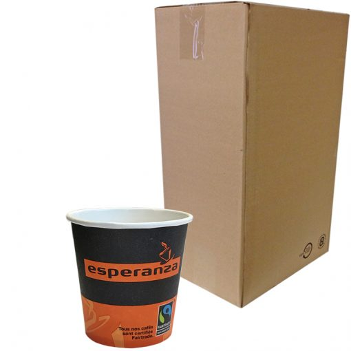 Espresso Becher, 60 x 50 Stk./Karton 3