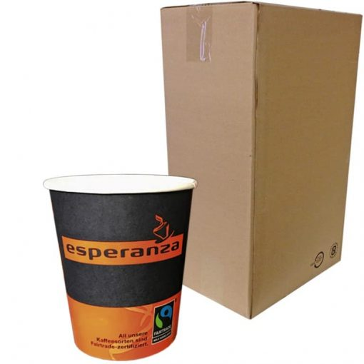 Gobelets à café Esperanza, 40 x 50 pcs 3