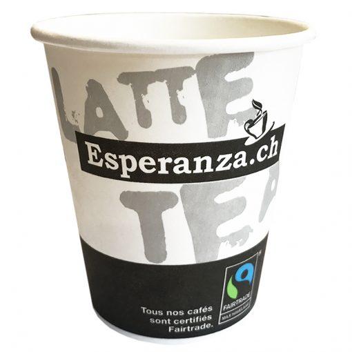 Esperanza Latte/Tee Papierbecher, 60 Stk. 3