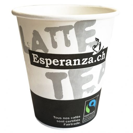 Gobelets à latte/thé Esperanza, 60 pcs 3