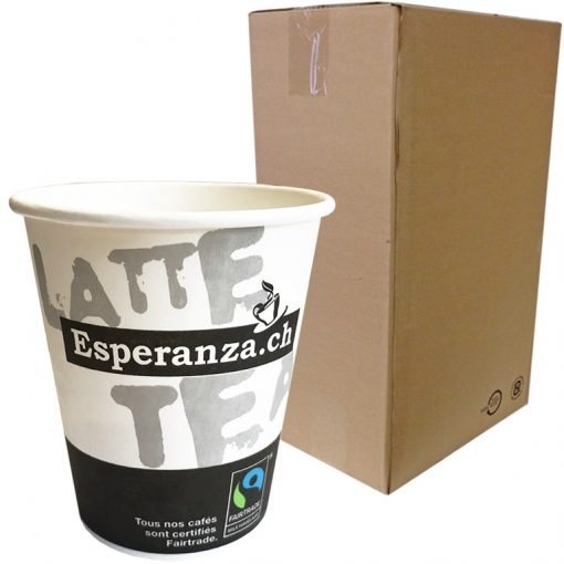 Gobelets à latte/thé Esperanza, 25 x 60 pcs 3
