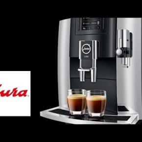 Machine à café E800 Piano Black 17